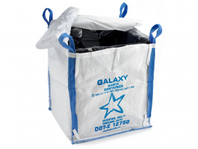 Galaxy Cubic Yard Bag